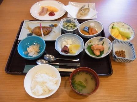 朝食特別食 和食