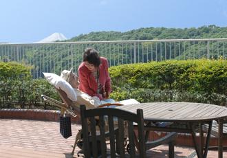 【展望デッキ】富士山、東京スカイツリーなど一望できます