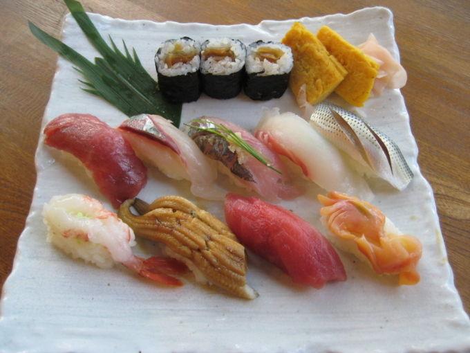 7月 寿司の美食倶楽部
