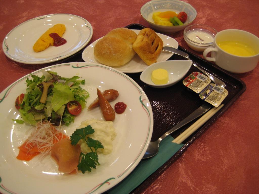朝食特別食 洋食
