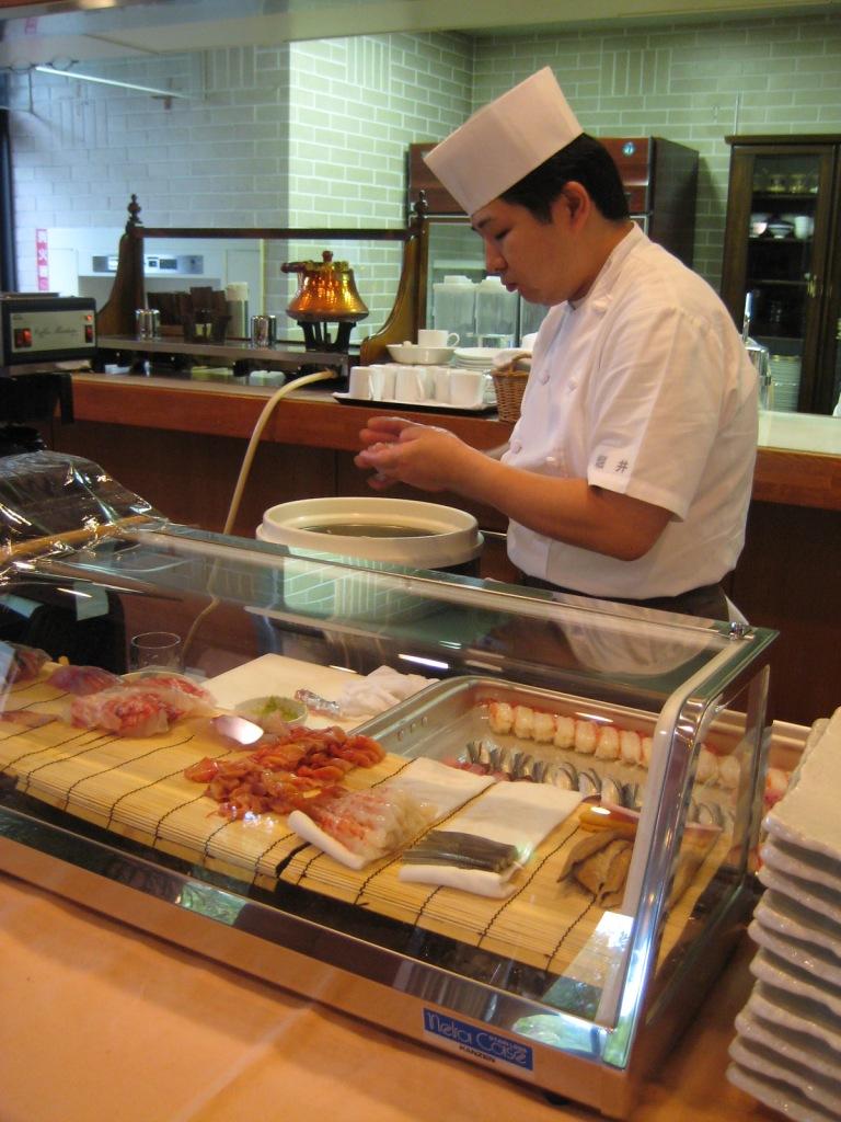 にぎり寿司 美食倶楽部