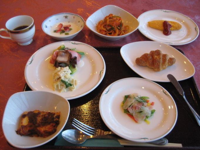 朝食特別食イタリアン