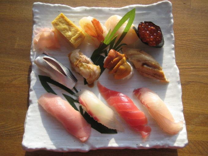 寿司の美食倶楽部2月