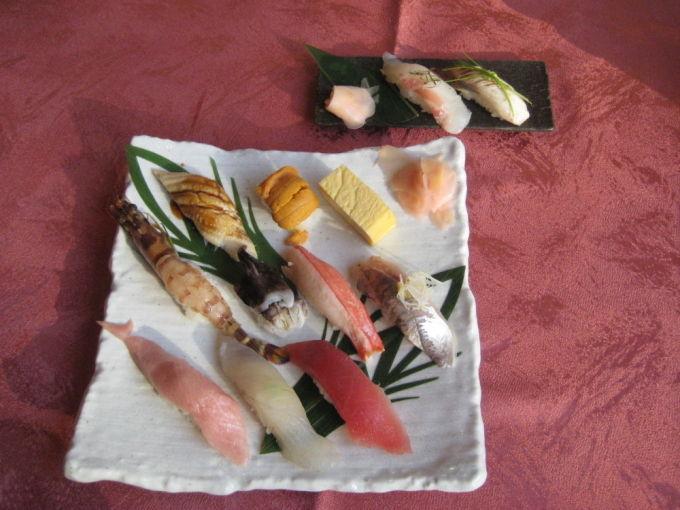 寿司の美食倶楽部 車海老