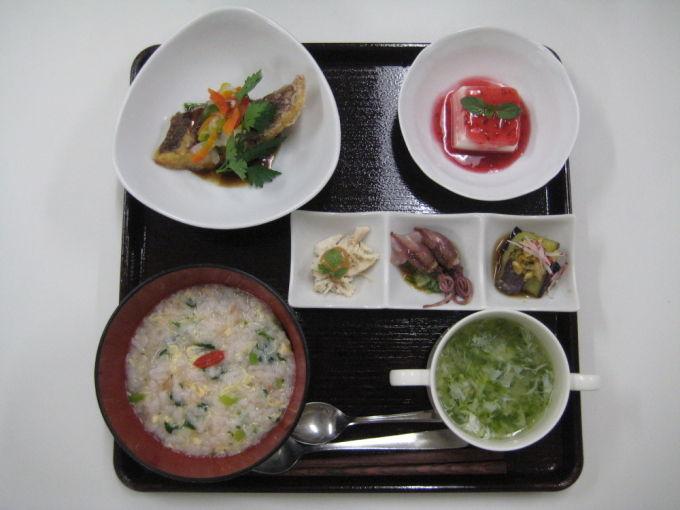 中華御膳 常菜食・軟菜食