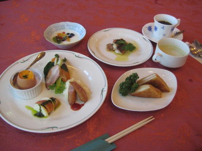 朝食特別食 洋食クロックムッシュ