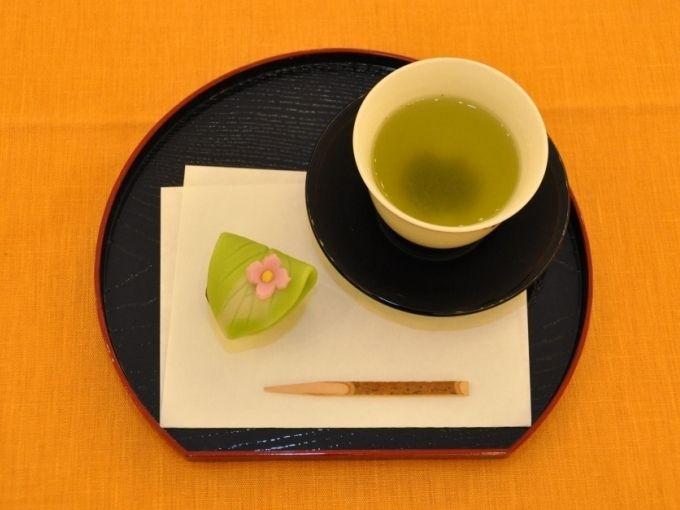 新茶の会③本番