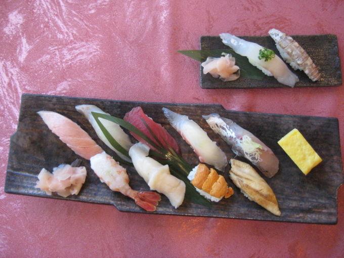 2014年7月 寿司の美食倶楽部