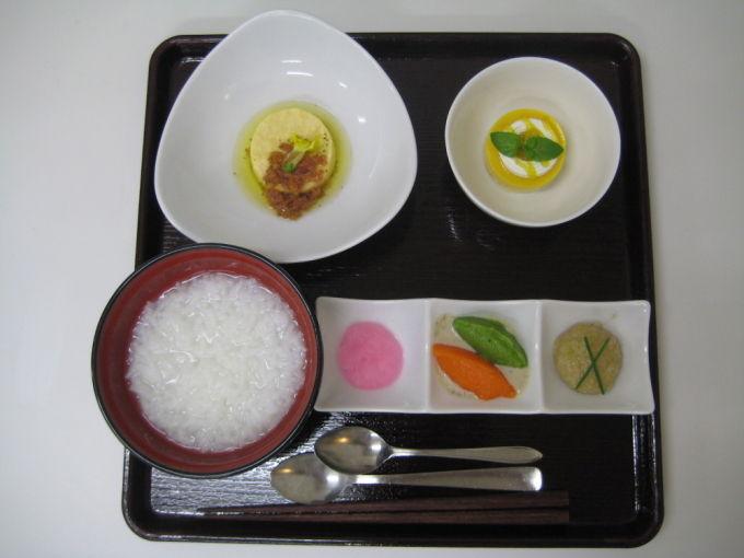 洋食御膳ソフト食