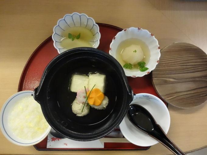 ソフト食 鶏のつみれ鍋