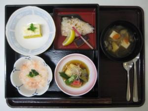 会席膳 常菜食
