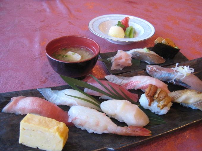 寿司の美食倶楽部