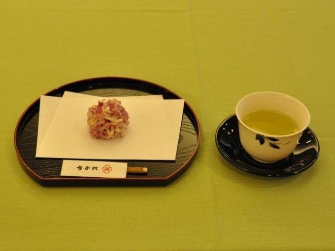 新茶の会①